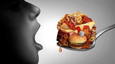 Comida e estresse